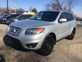 Used 2011 Hyundai SANTA FE GLS * POWER GROUP * BLUETOOTH for sale in London, ON