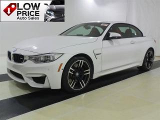 Used 2016 BMW M4 Cabriolet*PeformancePkg*444HP*FullOption* for sale in York, ON