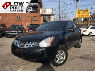 Used 2013 Nissan Rogue S*Sensors*AllPwrOpti*Keyless*ExtraClean* for sale in York, ON