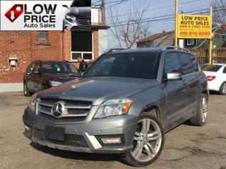 Used 2012 Mercedes-Benz GLK-Class AWD*AMG*Navi*Cam*PanoRoof*FullOpt* for sale in York, ON
