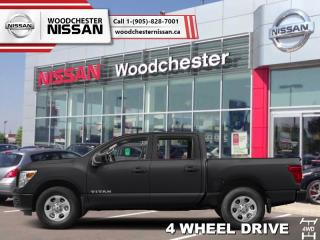 New 2018 Nissan Titan Midnight Edition  - Bluetooth - $314.63 B/W for sale in Mississauga, ON