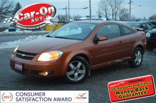 Used 2006 Chevrolet Cobalt LT SUNROOF A/C ALLOYS ONLY 123, 000 KM for sale in Ottawa, ON