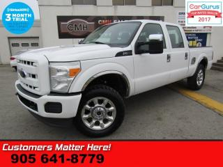 Used 2012 Ford F-250 Super Duty XL  6.2L, CREW CAB, 4X4, AIR, (NEW TIRES) for sale in St Catharines, ON