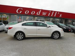 Used 2012 Buick LaCrosse LUXURY! HEATED LEATHER SEATS! REMOTE START! for sale in Aylmer, ON