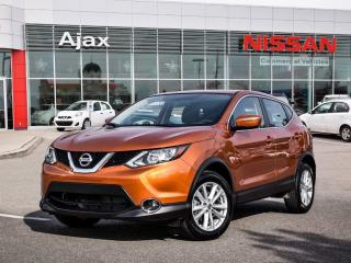 Used 2017 Nissan Qashqai SV AWD CVT AWD*Bluetooth*1069 kms for sale in Ajax, ON