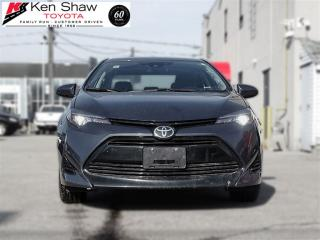 Used 2017 Toyota Corolla LE SUNROOF AND ALLOYS for sale in Toronto, ON