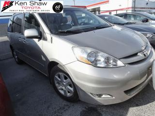 Used 2007 Toyota Sienna LEATHER AND PWR DOORS for sale in Toronto, ON