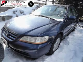 Used 2001 Honda Accord EX V6 for sale in Toronto, ON