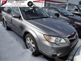 Used 2008 Subaru Outback 2.5 i for sale in Toronto, ON