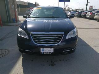 Used 2014 Chrysler 200 Touring for sale in Winnipeg, MB