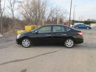 Used 2013 Nissan Sentra SL FWD for sale in Cayuga, ON