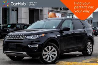 Used 2016 Land Rover Discovery Sport HSE LUXURY AWD|Climate Comfort,Driver Asst.+ Pkgs|19