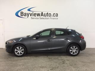 Used 2014 Mazda MAZDA3 GX- AUTO A/C BLUETOOTH LOW KM'S PWR GROUP! for sale in Belleville, ON