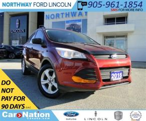 Used 2016 Ford Escape S | REMOTE START | REAR CAMERA | for sale in Brantford, ON