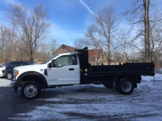 Used 2017 Ford F-550 XL- 6.7L POWERSTROKE|HITCH|A/C|SYNC|12' BOX! for sale in Belleville, ON