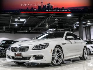 Used 2016 BMW 6 Series 640i M-SPORT|GRANCOUPE|MASSAGE|HEADSUP|FULLY LOADED for sale in North York, ON