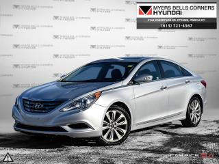 Used 2011 Hyundai Sonata Limited 2.0T for sale in Nepean, ON