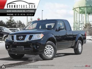 Used 2014 Nissan Frontier SV King Cab 4WD for sale in Stittsville, ON