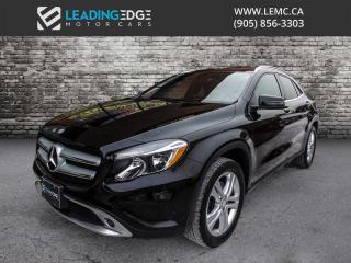Used 2016 Mercedes-Benz GLA Navigation, Blind Spot Monitors, Reverse Camera for sale in Woodbridge, ON