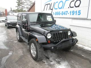Used 2011 Jeep Wrangler Sahara for sale in Richmond, ON