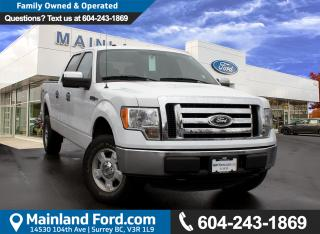Used 2012 Ford F-150 XLT ***ACCIDENT FREE*** for sale in Surrey, BC