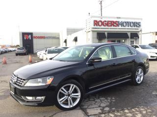 Used 2015 Volkswagen Passat TDI - NAVI - LEATHER - REVERSE CAM for sale in Oakville, ON