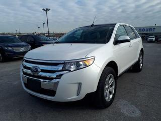 Used 2014 Ford Edge SEL, NAV, Leather, Roof for sale in Scarborough, ON