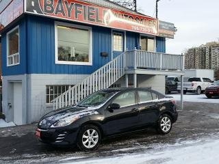 Used 2010 Mazda MAZDA3 GS Sedan **Auto/Sunroof** for sale in Barrie, ON