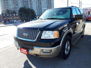 Used 2005 Ford Expedition Eddie Bauer for sale in Scarborough, ON