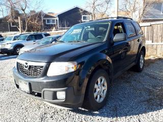 Used 2009 Mazda Tribute GS V6/very clean/low km for sale in Scarborough, ON