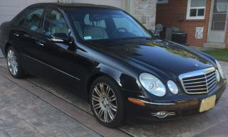 Used 2008 Mercedes-Benz E350 E350 4MATIC 4-door Sedan for sale in Scarborough, ON