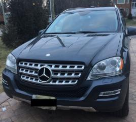 Used 2011 Mercedes-Benz ML 350 ML350 BLUETEC SUV for sale in Scarborough, ON