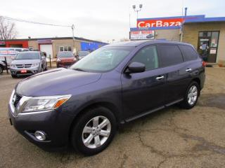 Used 2014 Nissan Pathfinder S 7 PASSANGER 4WD for sale in Brampton, ON