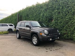 Used 2016 Jeep Patriot NORTH + NO EXTRA DEALER FEES for sale in Surrey, BC