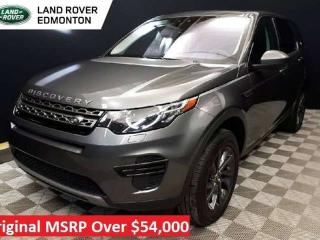 Used 2018 Land Rover Discovery Sport SE for sale in Edmonton, AB