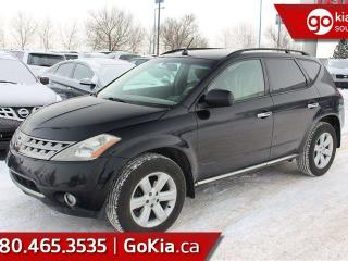 Used 2006 Nissan Murano **$96 B/W PAYMENTS!!! FULLY INSPECTED!!!!** for sale in Edmonton, AB