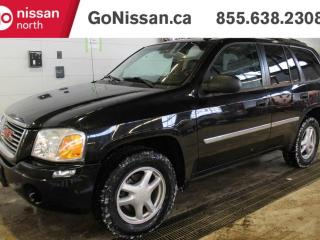 Used 2008 GMC Envoy SLT 4x4 LEATHER, SUNROOF, GREAT SHAPE. for sale in Edmonton, AB