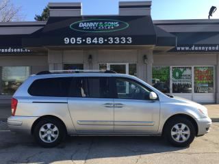 Used 2007 Hyundai Entourage GL for sale in Mississauga, ON