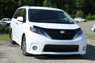 Used 2017 Toyota Sienna SE 8 places 5 portes TA for sale in Shawinigan, QC