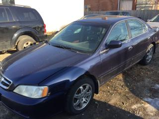 Used 2000 Acura TL for sale in Mississauga, ON