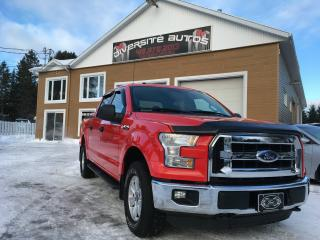 Used 2015 Ford F-150 F150 2015 SuperCrew 4RM 145 po for sale in Neuville, QC