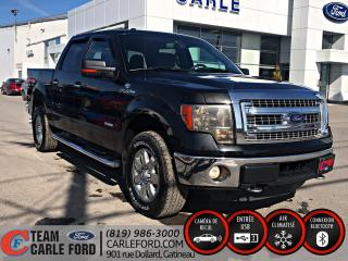 Used 2014 Ford F-150 F150 XTR SUPERCREW for sale in Gatineau, QC