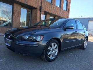 Used 2005 Volvo S40 2.4L Premium for sale in Mississauga, ON