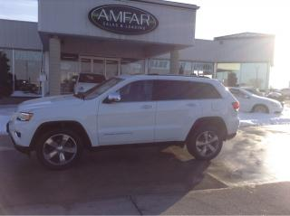 Used 2016 Jeep Grand Cherokee LTD / NAV / NO PAYMENTS FOR 6 MONTHS !!! for sale in Tilbury, ON