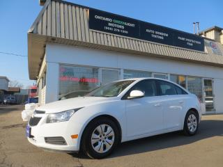 Used 2013 Chevrolet Cruze LT TURBO,AUTOMATIC,LOADED for sale in Mississauga, ON