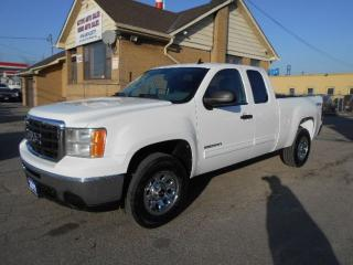 Used 2011 GMC Sierra 1500 SL Nevada Edition 4X4 4.8L Extended Cab 6.5Ft Box for sale in Etobicoke, ON