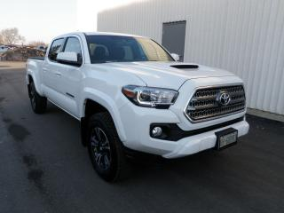 Used 2017 Toyota Tacoma TRD UPGRADE 4X4 ROOF BLIND SPOT TINT COVER AND MOR for sale in Toronto, ON