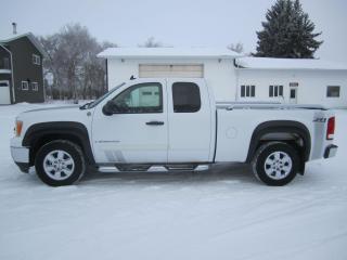 Used 2009 GMC Sierra 1500 SLE for sale in Melfort, SK