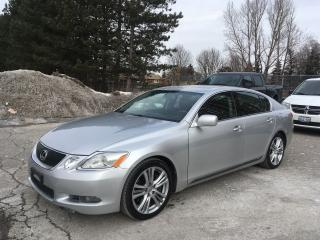 Used 2007 Lexus GS 450H HYBRID 450H for sale in Scarborough, ON