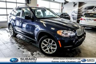 Used 2013 BMW X5 xDrive35d for sale in Sainte-julie, QC